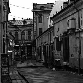 Bucuresti, Centrul Vechi