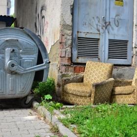 confortul gunoieriiler
