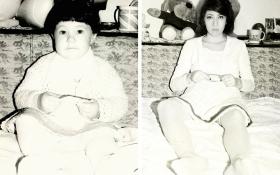 Cristina 1991 & 2012 Bucuresti