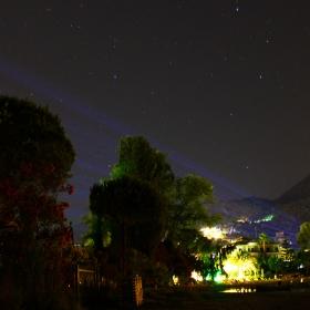 Greece night