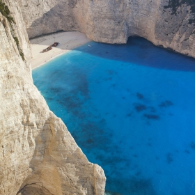 Its not Photoshop, Its Zakynthos !