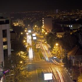 Midnight in Constanta