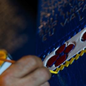 Pictorul de cruci din Sapanta