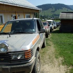 Raid 4x4 in Bucovina
