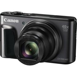 Canon PowerShot SX720 HS - negru