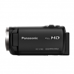 panasonic hc v180 camera video. Black Bedroom Furniture Sets. Home Design Ideas