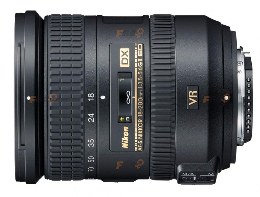 products description Nikon AF S DX NIKKOR  mm f G ED VR II