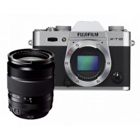 Fujifilm X-T10 + XF 18-135 Silver RS125027668