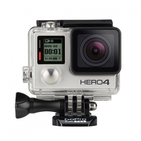 GoPro Hero4 Silver Edition RS125014937-8