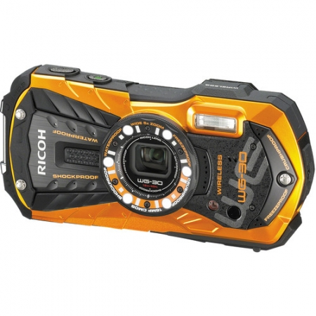 Ricoh WG-30W (Wi-Fi) Flame Orange RS125015287