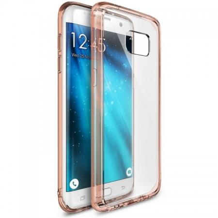 Ringke Husa eco slim Galaxy S7 Edge - rose gold