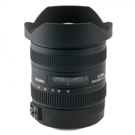Sigma 12-24mm f/4.5-5.6 EX DG HSM II Canon RS1040785-1
