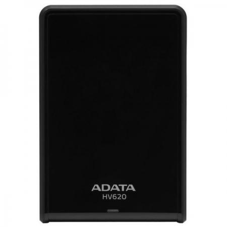 ADATA HV620 - HDD Extern 1TB, USB 3.0, 2.5'', Negru