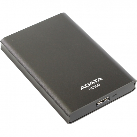 A-Data HDD Extern  HC500 1TB USB 3.0 Titanium RS125038161
