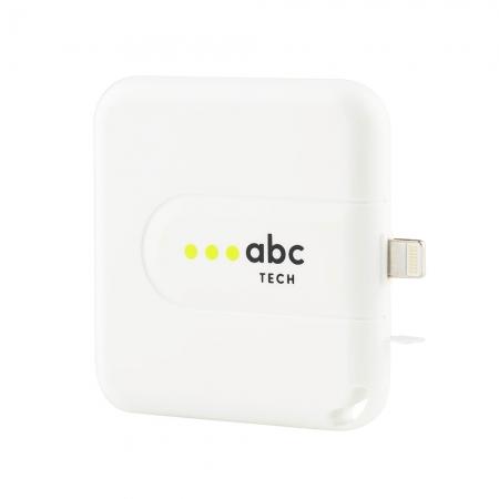 ABC TECH Baterie Externa Unica De Urgenta Pentru iPhone