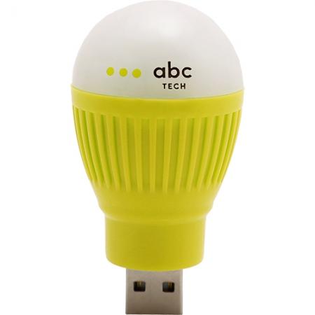ABC TECH Bec USB, Galben