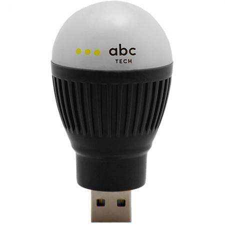 ABC TECH Bec USB, Negru