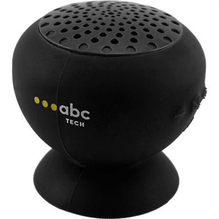 ABC Tech Boxa Portabila Waterproof Cu Microfon, Negru