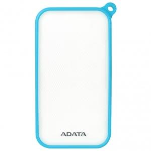 ADATA D8000L - Acumulator extern 8000mAh, LED 4, albastru