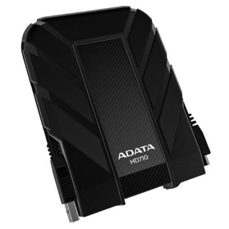 ADATA HD710 - HDD extern, 500GB, USB 3.0, Negru
