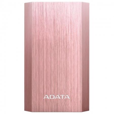 ADATA Power Bank - Acumulator extern, 10050mAh, Rose Golden