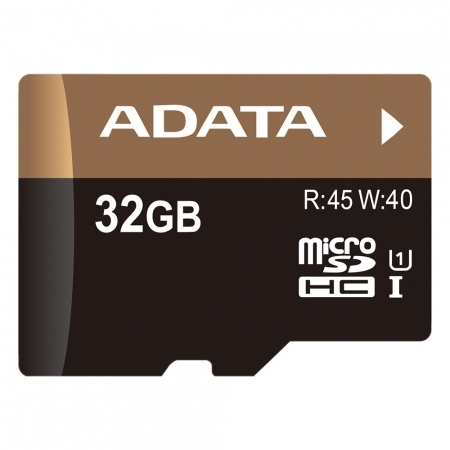 ADATA Premier Pro MicroSDHC, 32GB, UHS-I