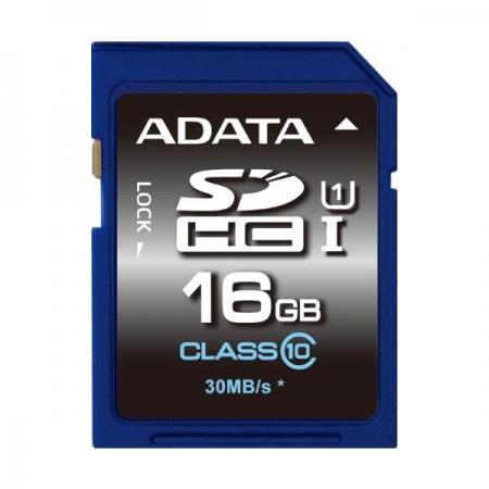 ADATA Premier SDHC 16GB UHS-I CL10