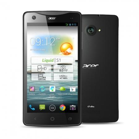 Acer Liquid S1 8GB negru - smartphone RS125009227-2