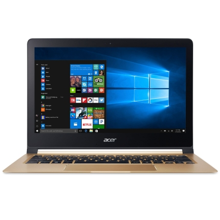Acer Swift SF713-51-M5BV - procesor Intel® Core™ i7-7Y75 1.30 GHz, Kaby Lake, 13.3