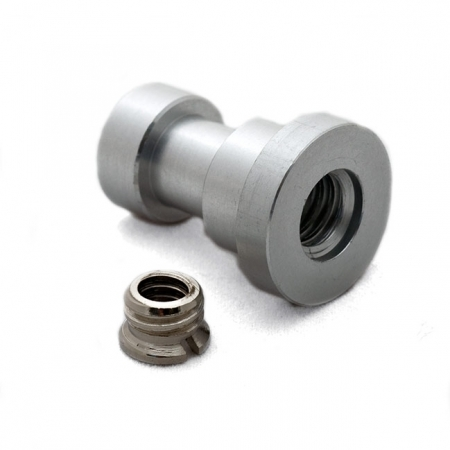 Adaptor spigot 16mm - filet 3/8-1/4