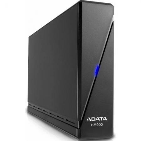 ADATA Media HM900 - HDD Extern 3.5inch, 6TB, USB 3.0, functie TV Recording