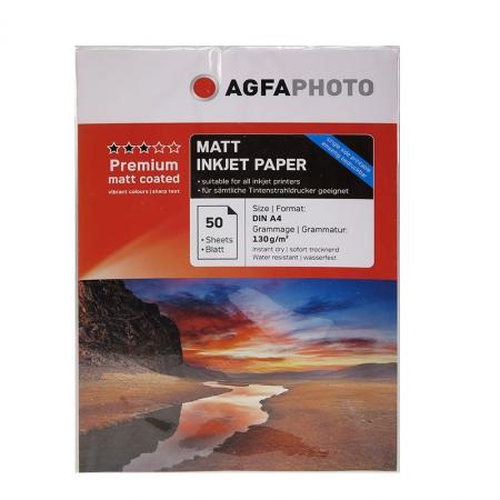 AgfaPhoto Premium Matte Coated A4 50coli