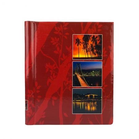 Album foto Age Tropical Sunset, 20 file autoadezive 23x28 cm, Visiniu