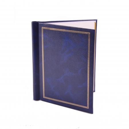 Album foto Clasic, 20 file autoadezive, 23x28cm, Albastru
