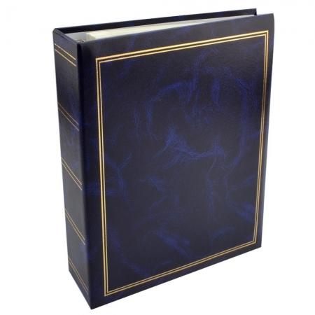 Album foto Clasic, 50 file autoadezive, 23x28cm, Albastru
