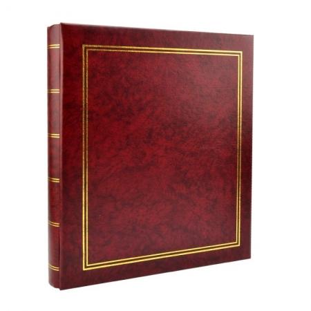 Album foto Classic tip carte, slip in, 10x15, 500 fotografii, visiniu