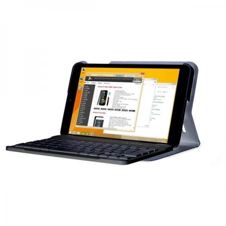 Allview - Husa de protectie cu tastatura Bluetooh pentru Impera i8 si Wi8G - negru