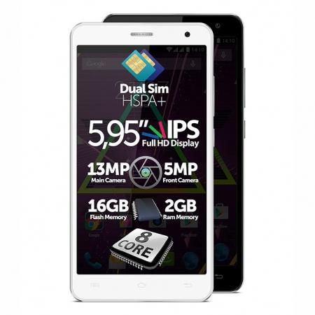 Allview P6 Qmax - Dual SIM, 5.95