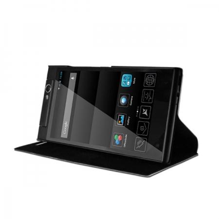 Allview husa flip neagra - P7 Xtreme