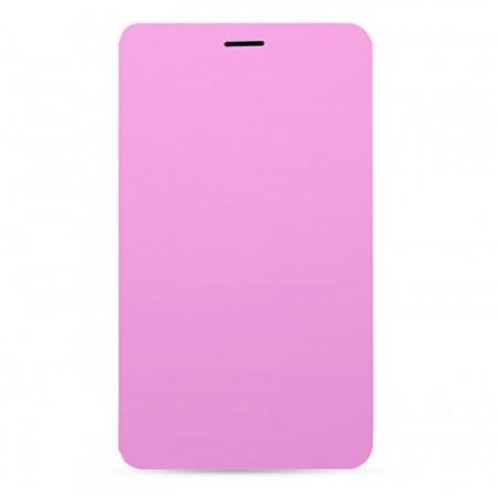 Allview - husa tip carte piele ecologica pentru AX4 Nano - roz RS125011761