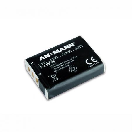 Ansamnn Acumulator replace Li-Ion tip NP-95 pentru Fujifilm