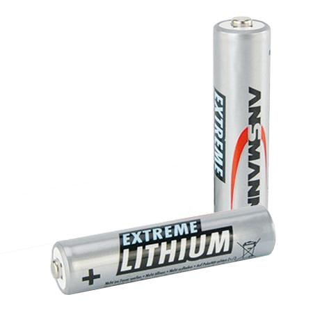 Ansmann Extreme Lithium Micro AAA 1x2