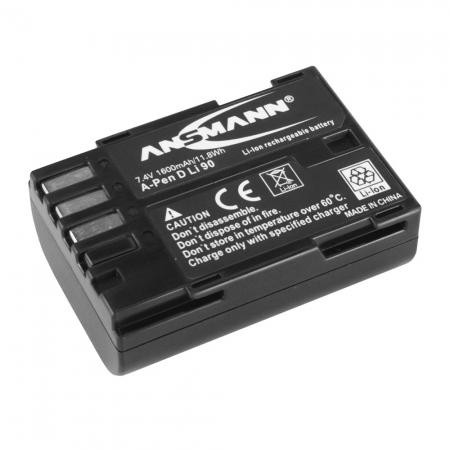 Ansmann - acumulator replace tip Pentax D-Li 90, 1600mAh