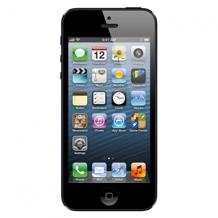 Apple Iphone 5, 64GB, LTE 4G - negru - Factory Reseal