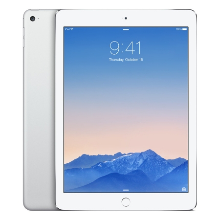 Apple iPad Air 2 16GB Wi-Fi silver