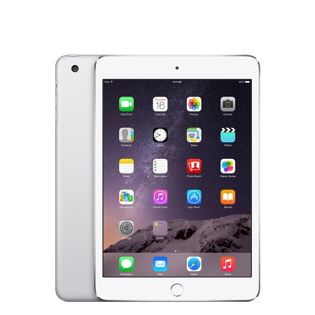 Apple iPad mini 3 64GB Wi-Fi + 4G - silver