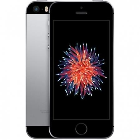 Apple iPhone SE - 4'', Dual-Core, 2GB RAM, 32GB, 4G - Gri