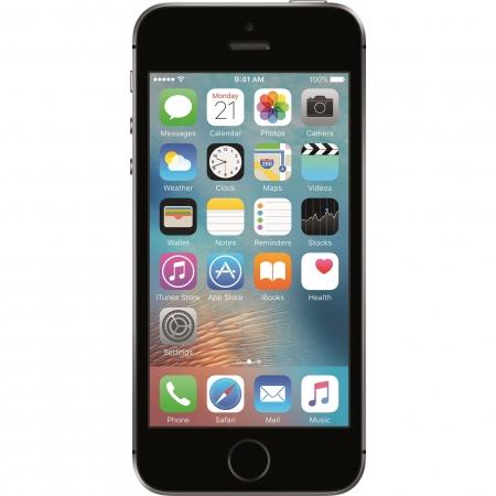 Apple iPhone SE - 4'', Dual-Core, 2GB RAM, 64GB, 4G - Space Grey