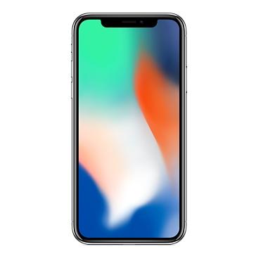 Apple iPhone X - 5.8'' Super Retina, Apple A11, 3GB RAM, 64GB ,4G - Silver