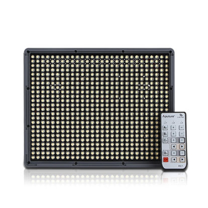 Aputure Amaran HR672C  - lampa video cu telecomanda